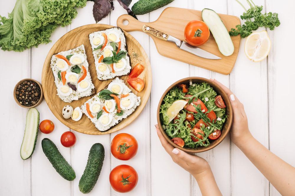 Вкусные и хорошие диеты