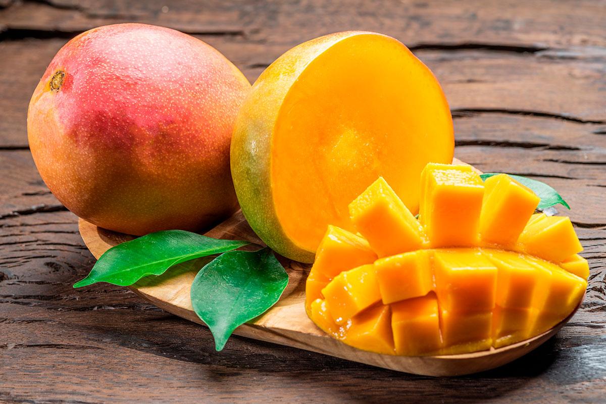 спелое манго картинки акриловой пудрой